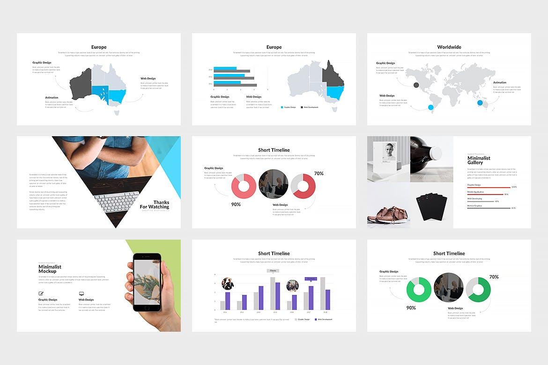企业商务演示文稿模板原文件下载Koultura Powerpoint Presentation插图(8)