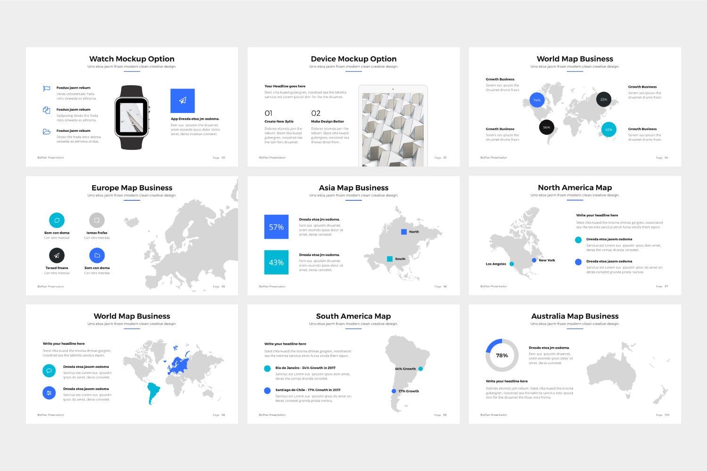 产品提案市场销售数据汇报BizPro Google Slide Presentation Template插图(11)