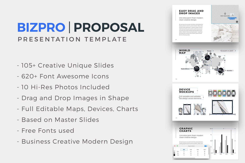 产品提案市场销售数据汇报BizPro Google Slide Presentation Template插图(13)