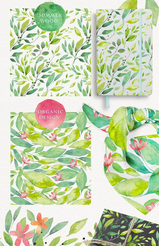 夏季素材鲜花素材装饰排列合集THE SUMMER BREEZE插图(12)