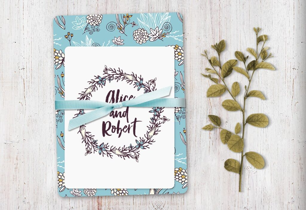 品牌墙纸花卉装饰图案花纹抱枕装饰图案Simply Flowers插图(1)