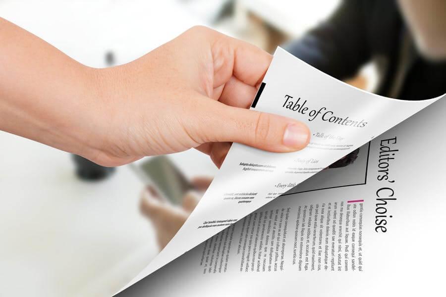 模特经纪或时装展览杂志模板素材Fashion Magazine R8C6UK插图(2)