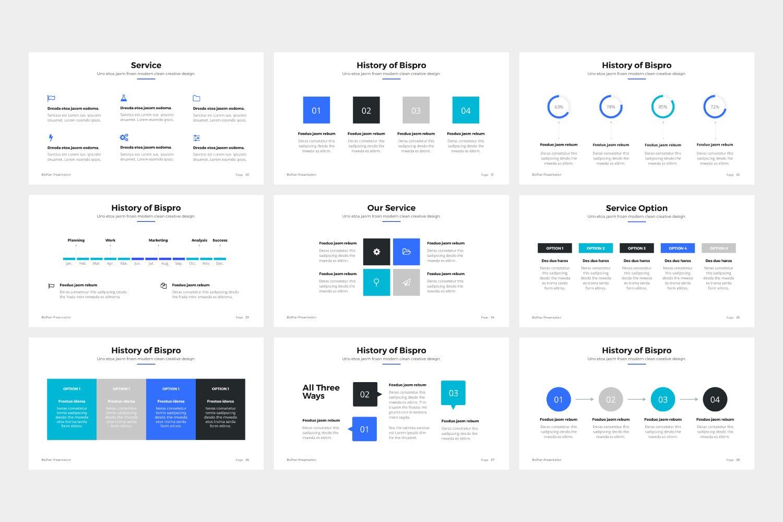 产品提案市场销售数据汇报BizPro Google Slide Presentation Template插图(3)