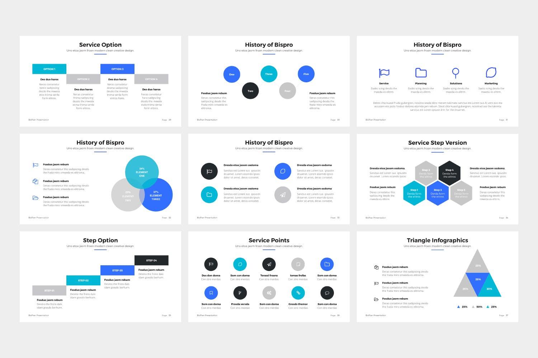 产品提案市场销售数据汇报BizPro Google Slide Presentation Template插图(4)