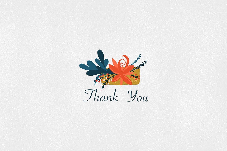 礼盒创意适量装饰图案花纹素材花纹Gift Box插图(4)