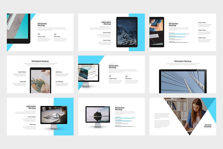 企业商务演示文稿模板原文件下载Koultura Powerpoint Presentation插图(4)