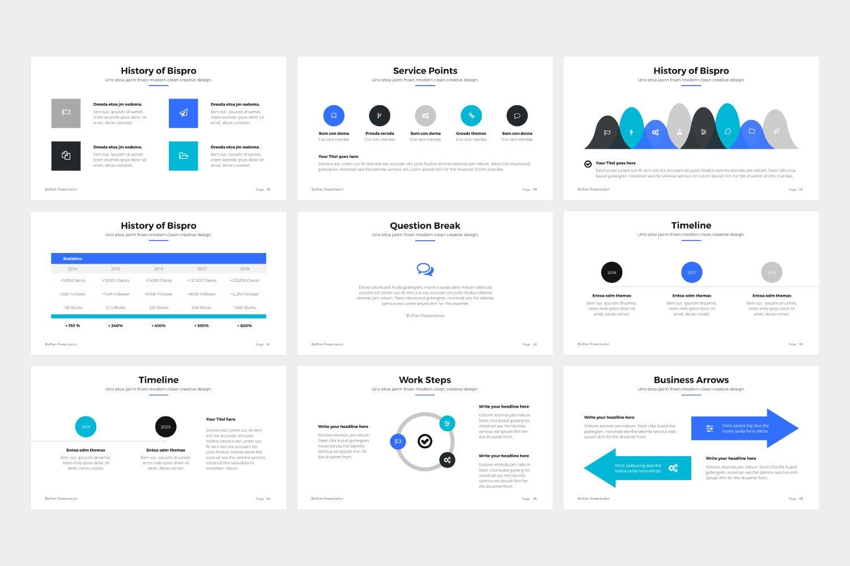 产品提案市场销售数据汇报BizPro Google Slide Presentation Template插图(5)