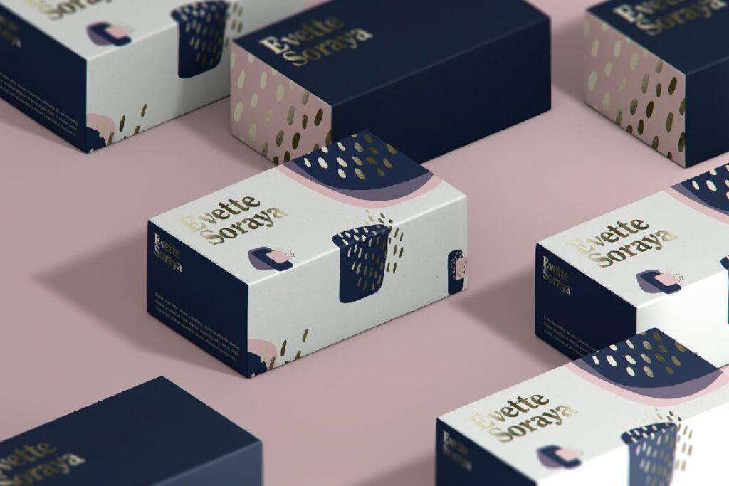 企业品牌装饰图案辅助图像素材花纹下载Creative Shape and Patterns Bundle插图(5)