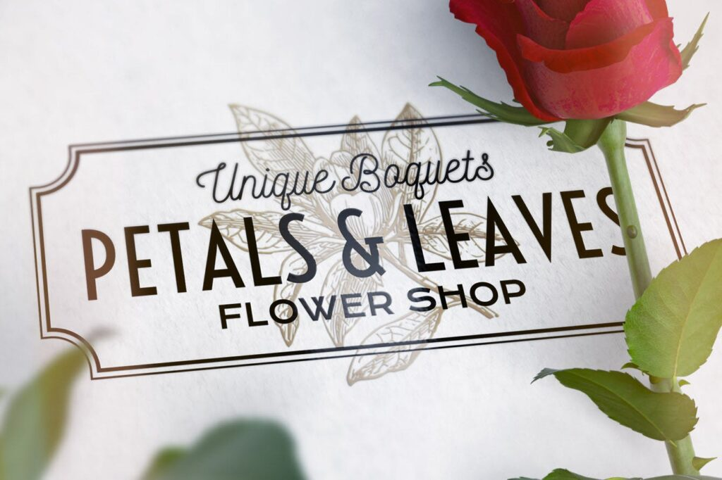 66个矢量花卉品种的古典风格版画Flowers Vintage Engraving Illustrations插图(4)