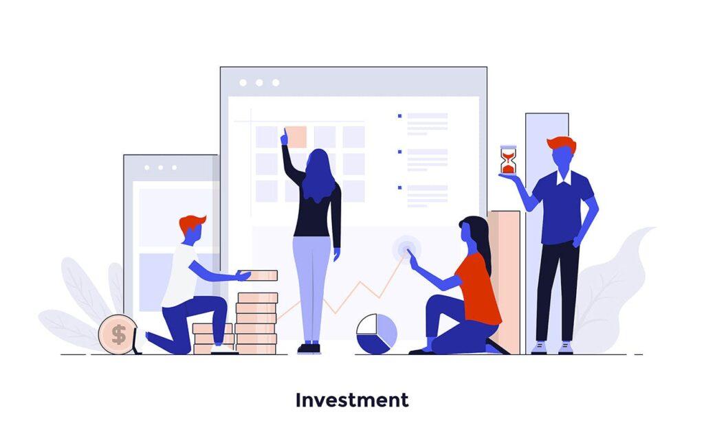 现代扁平化的设计理念和经营理念网站插图Modern Flat Design People And Business Concepts Uz9yxc插图(5)
