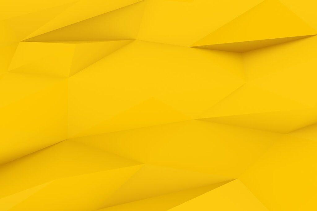 抽象简约几何构成背景高清图片下载Yellow Polygon Backgrounds插图(5)