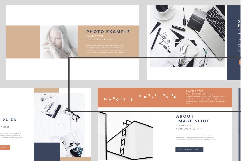 创意多用途模板工业设计产品展示PPT幻灯片模板Arty Keynote插图(5)