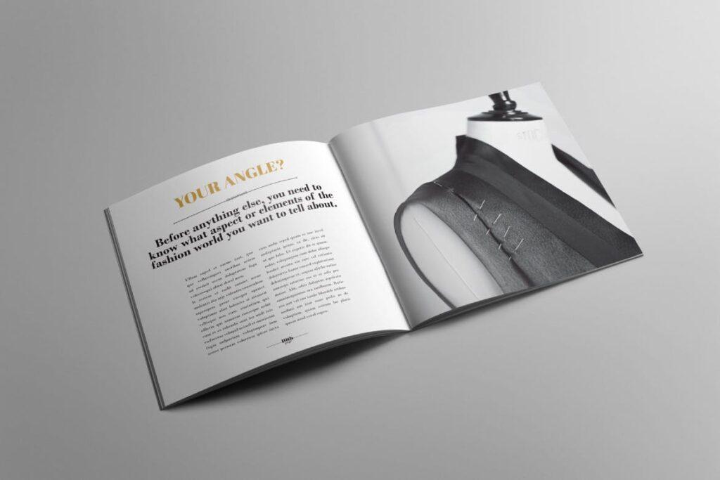 香水珠宝产品简介/目录画册模板Lookbook Product Catalog插图(6)