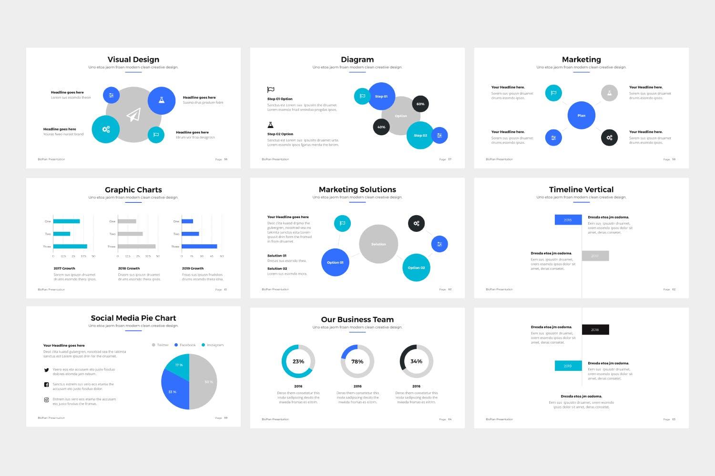 产品提案市场销售数据汇报BizPro Google Slide Presentation Template插图(7)