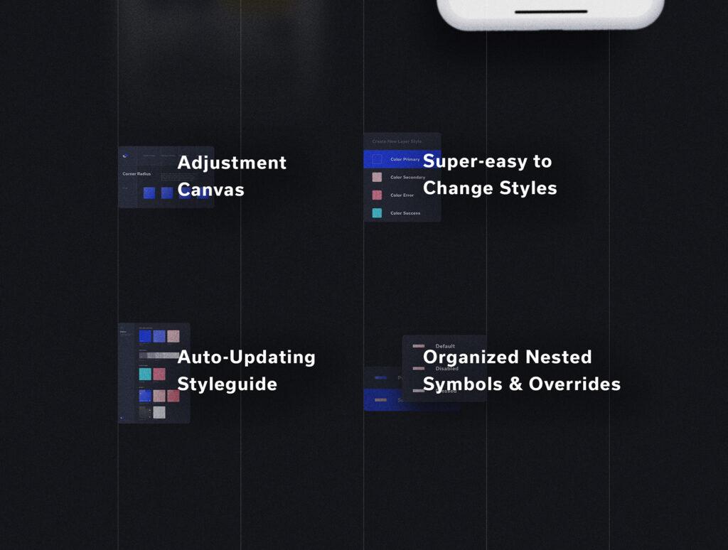 旅游社交类应用UI设计套件模型素材下载插图(15)