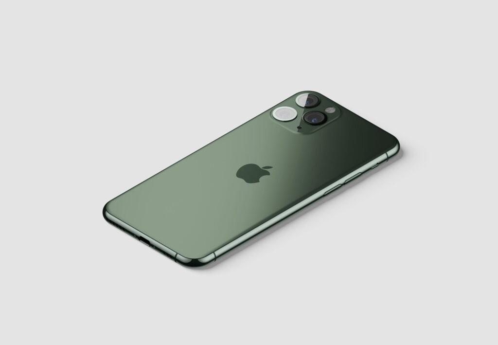 最新款苹果手机样机素材下载 iPhone 11 Mockup插图(1)