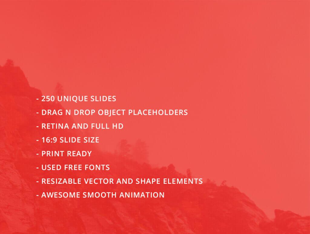 企业产品宣讲幻灯片模版演示素材下载Mark04插图(1)