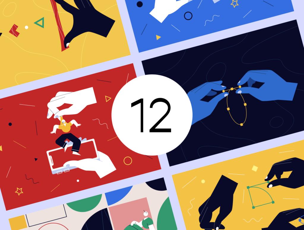 创意插画拼图风格插画素材下载Oliver Illustrations插图(6)