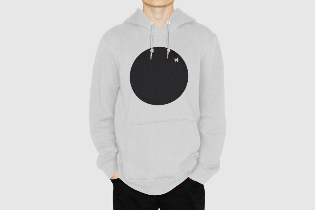 卫衣服装品牌展示样机模型效果图Hoodie Sweatshirt Presentation Mockup插图(9)