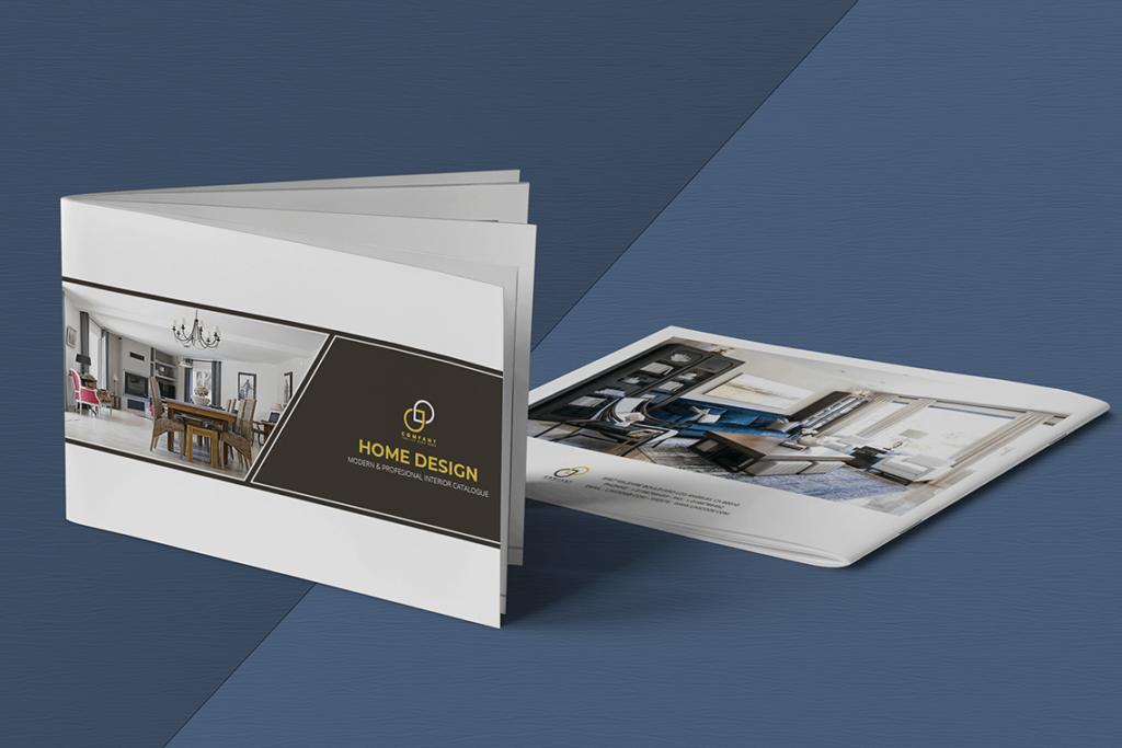 横版家居室内设计画册杂志模版A5 Interior Catalogue ASFEWQ插图(11)