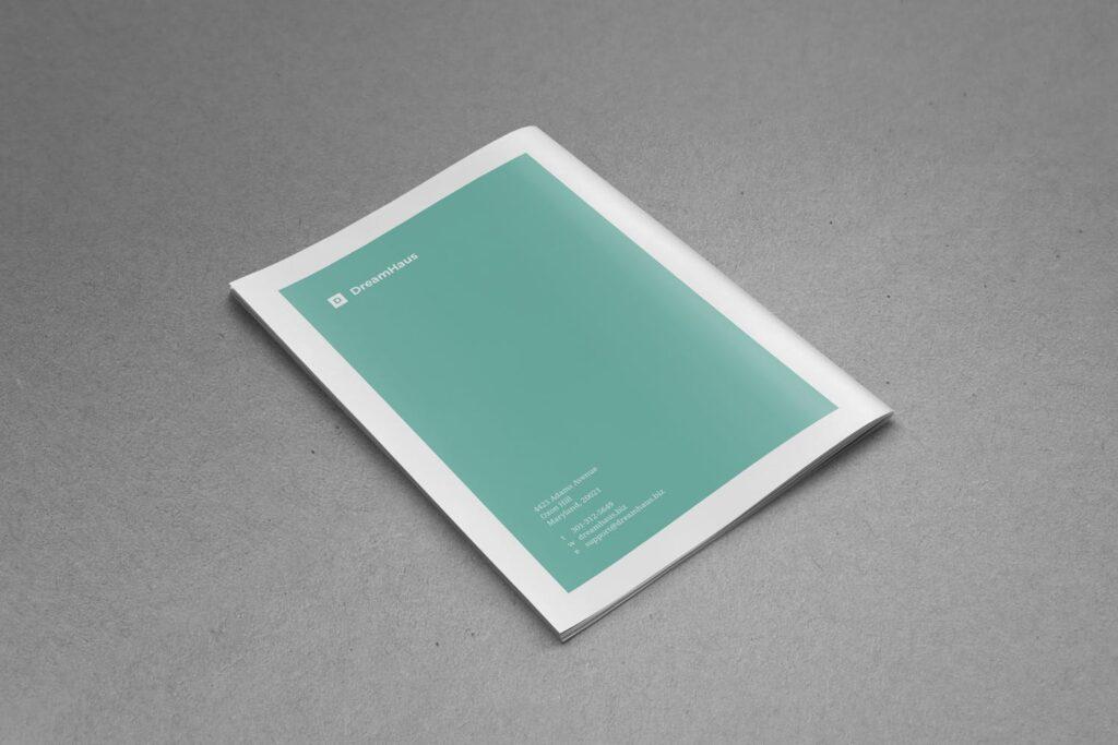 现代专业的产品目录小册子模板素材Product Catalog Brochure插图(11)
