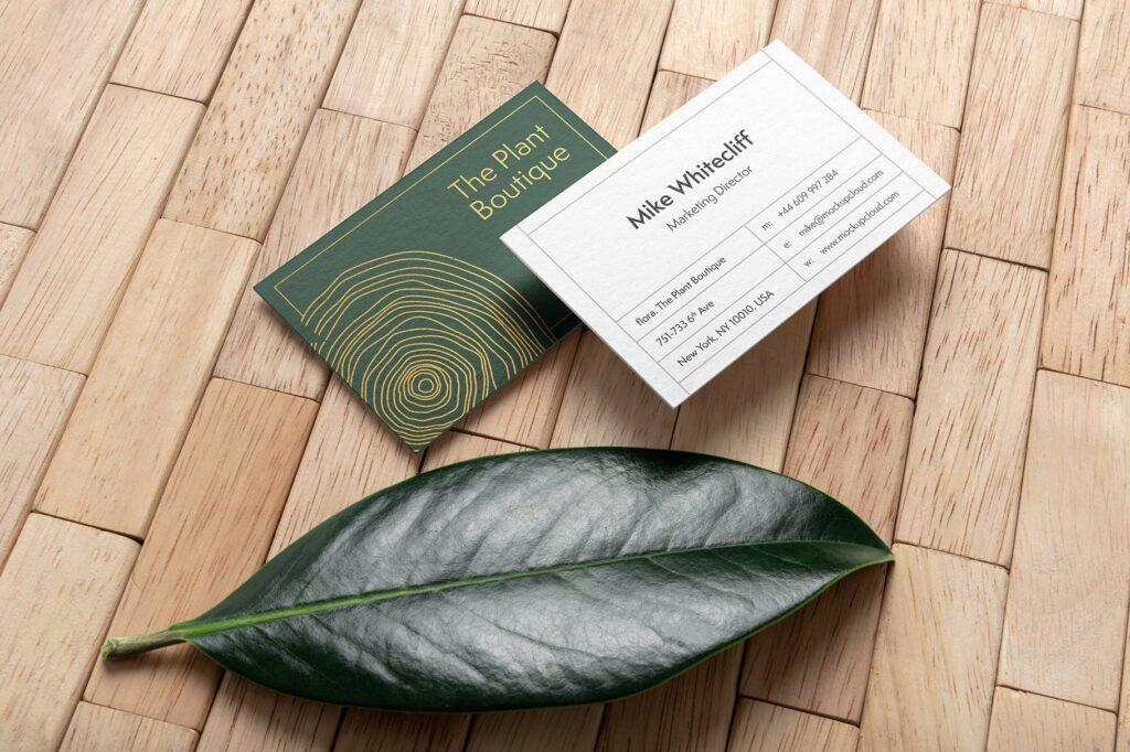 优雅的品牌VI样机模型样机下载Flora Branding Mockup Vol1插图(2)