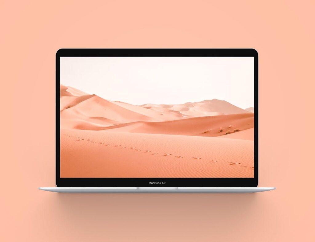 Macbook 2019样机笔记本电脑设备样机模型下载Macbook 2019 Mockup插图(2)
