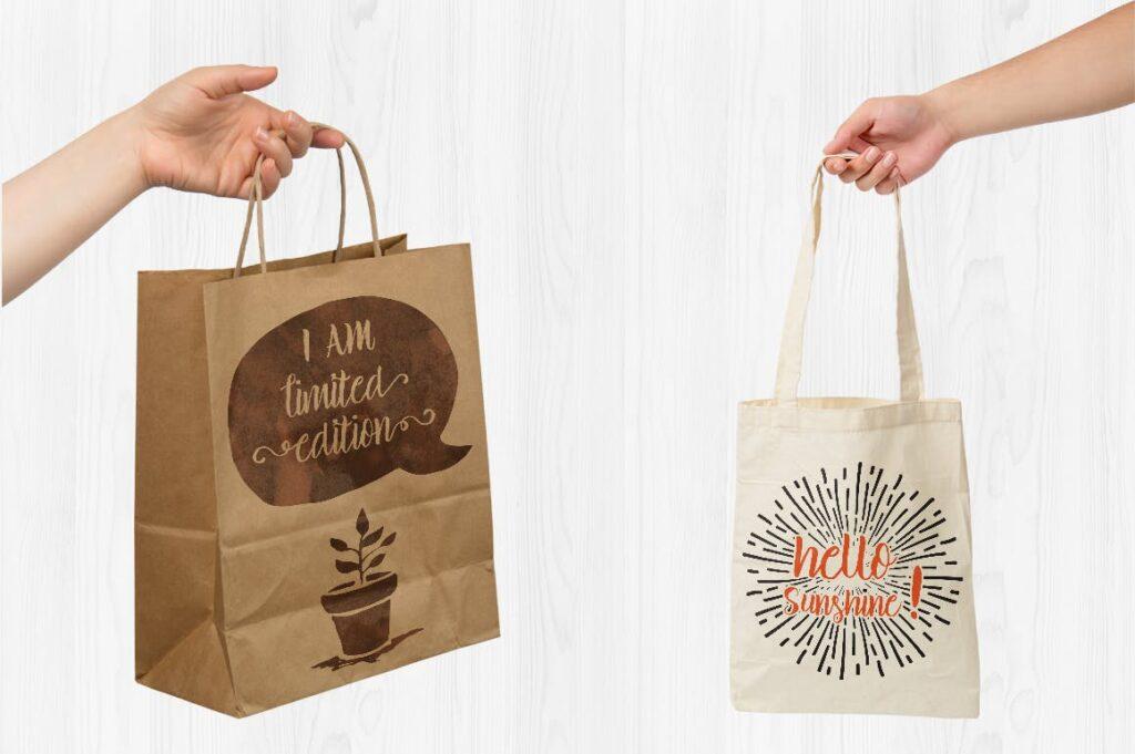 品牌包装装饰英文手写字体下载Brillia Script插图(3)