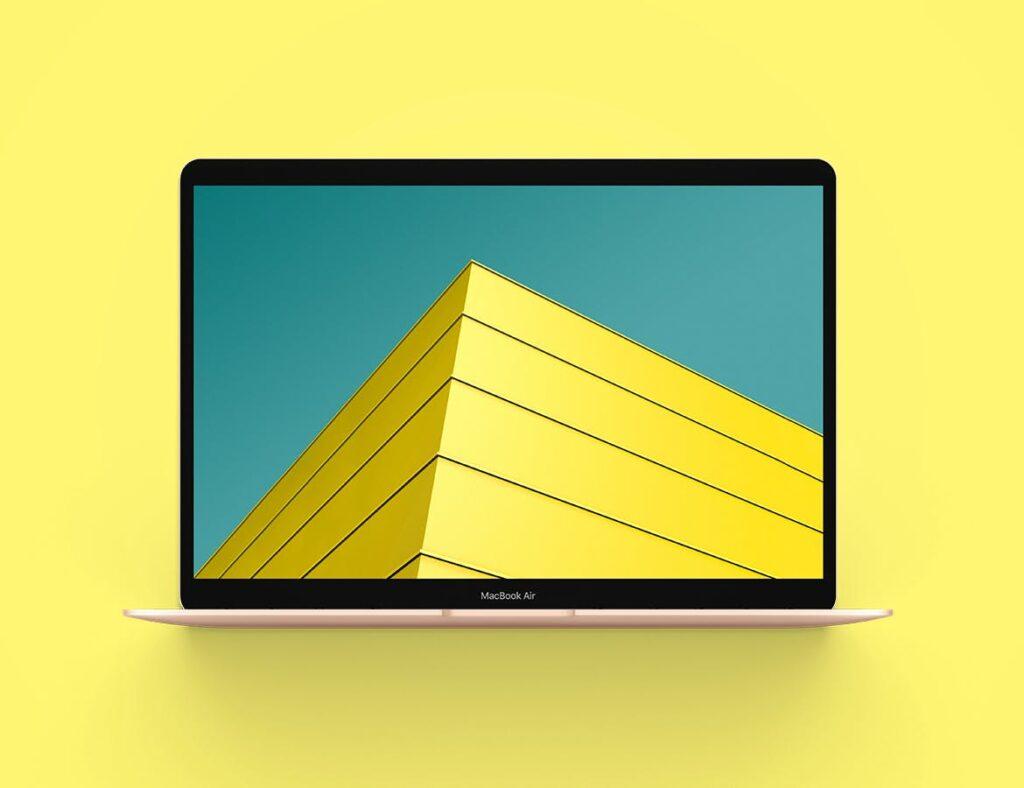 Macbook 2019样机笔记本电脑设备样机模型下载Macbook 2019 Mockup插图(3)