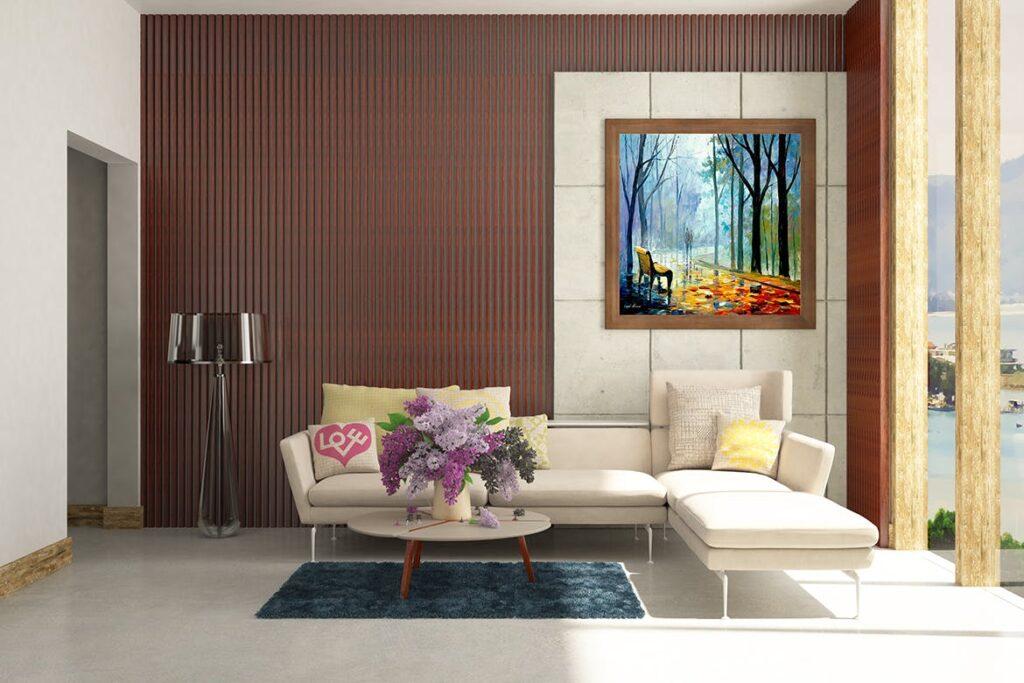 古典室内风格装饰相框模型样机效果图Picture Art Mockup Vol 9插图(3)