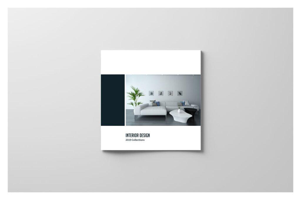多用途目录/小册子/投资组合画册杂志模板Portfolio Brochure Catalogs插图(3)