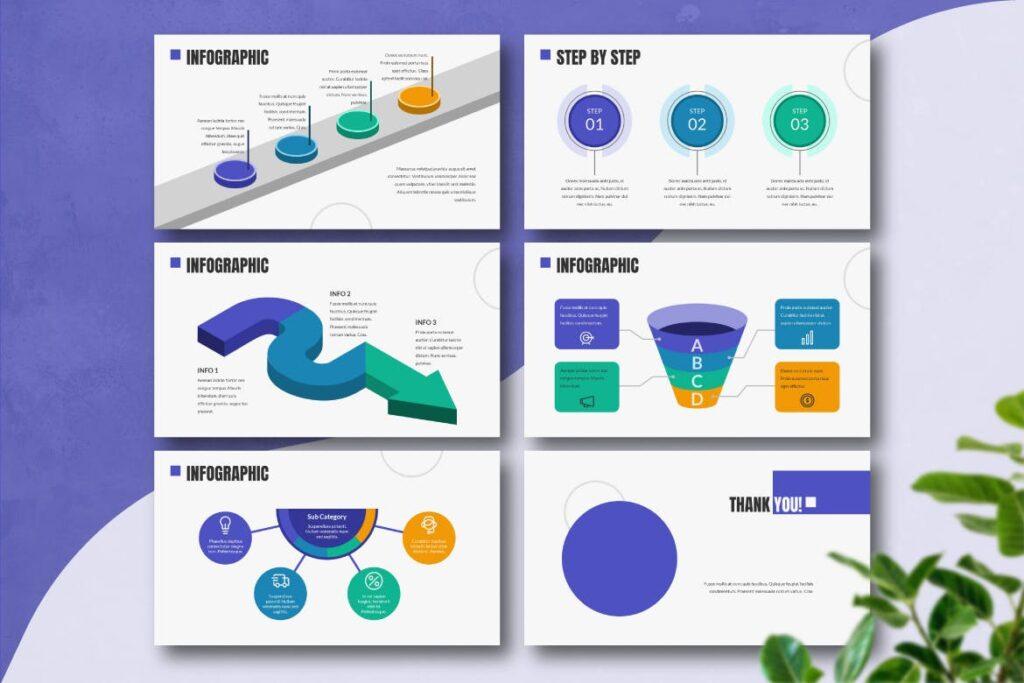 企业招标书宣讲PPT幻灯片模板BUSIGO Business Powerpoint Template插图(5)