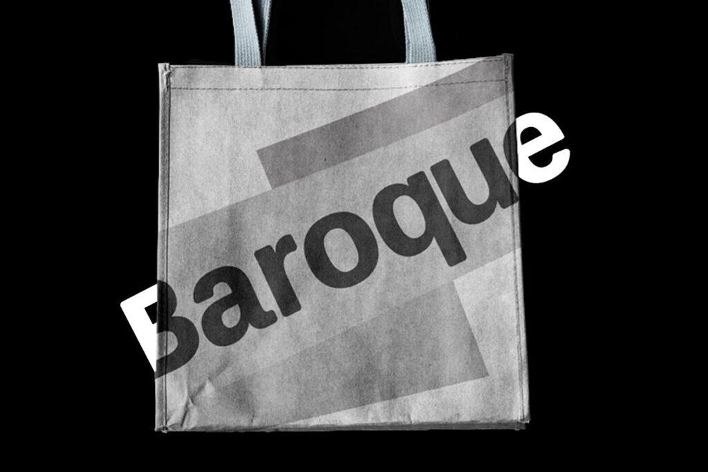 巴洛克风格的字体/品牌包装宣传字体下载Baroque sans Typeface Webfonts插图(5)