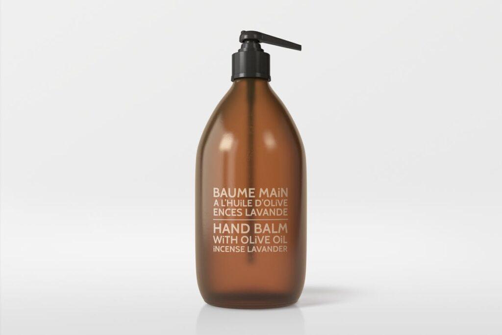 棕色天然化妆品包装瓶实物模型样机Natural Cosmetic Packaging Mock Ups Vol3插图(4)
