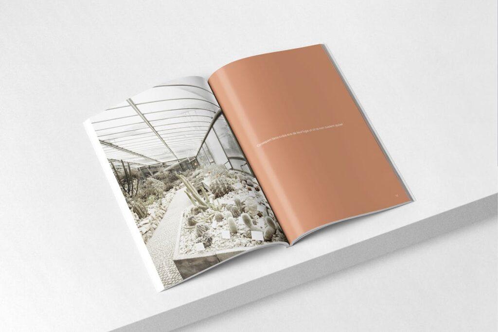 企业多用途业务介绍画册模板Neue Magazine插图(5)