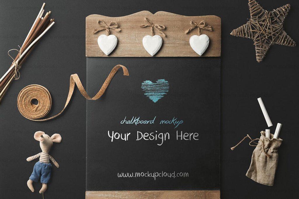 品牌海报相框模型样机下载Simple Homes Mockup Vol 6插图(5)