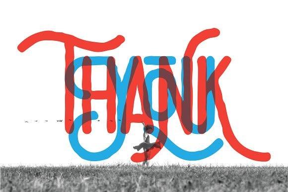 乡村摇滚海报宣传装饰英文手写字体下载Aswatama Rough插图(6)