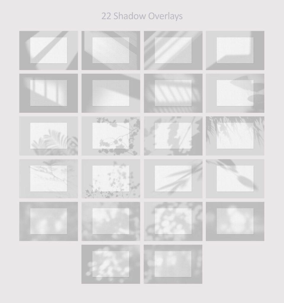 艺术品牌VI场景素材大合集Art Branding Scene Generator Part 1插图(6)