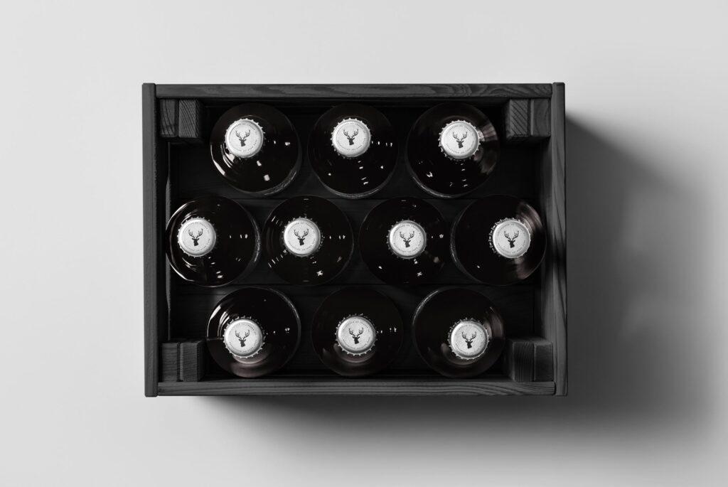 啤酒品牌包装/啤酒瓶包装模型样机模型下载Beer Mockup 2 DV9XAA插图(7)