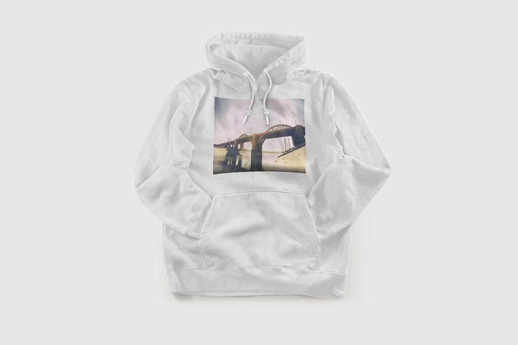 多色卫衣服装品牌样机模型素材样机pColor Hoodie Sweatshirt Mockup插图(7)