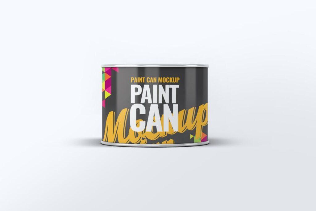 高级油漆/街头艺术喷绘样机素材下载Paint Can Mock Up v2 24M89Y插图(7)