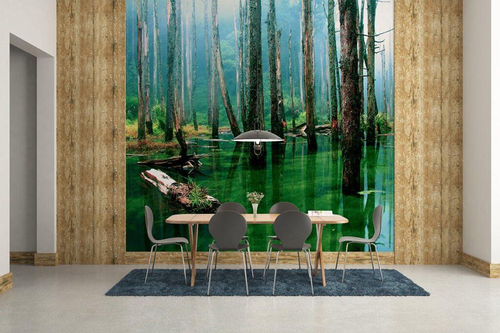 古典室内风格装饰相框模型样机效果图Picture Art Mockup Vol 9插图(6)