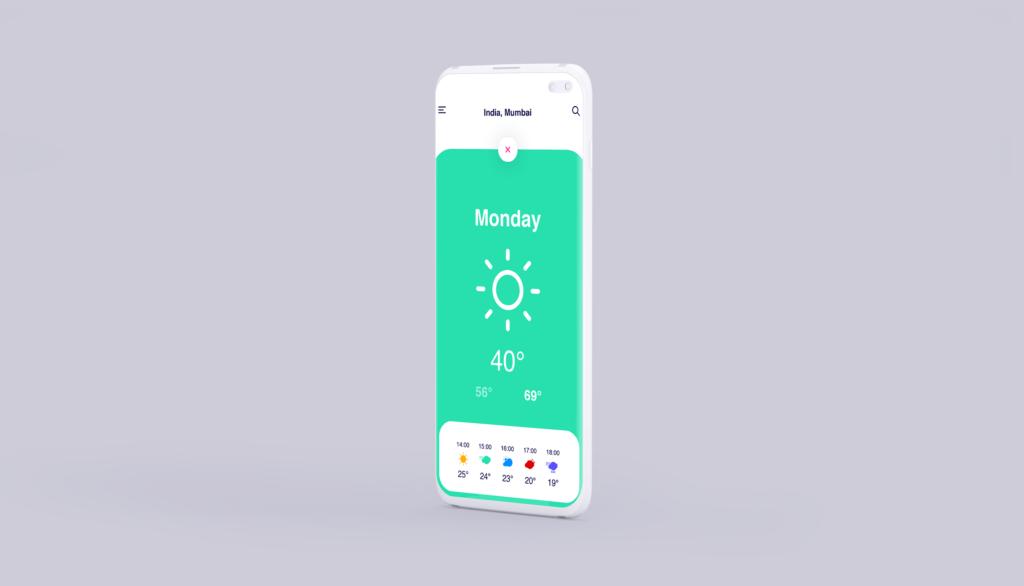 UI作品包装样机模型/三星Galaxy S10 Plus模型样机效果图Clay Mobile Mockup D97YTXQ插图(6)
