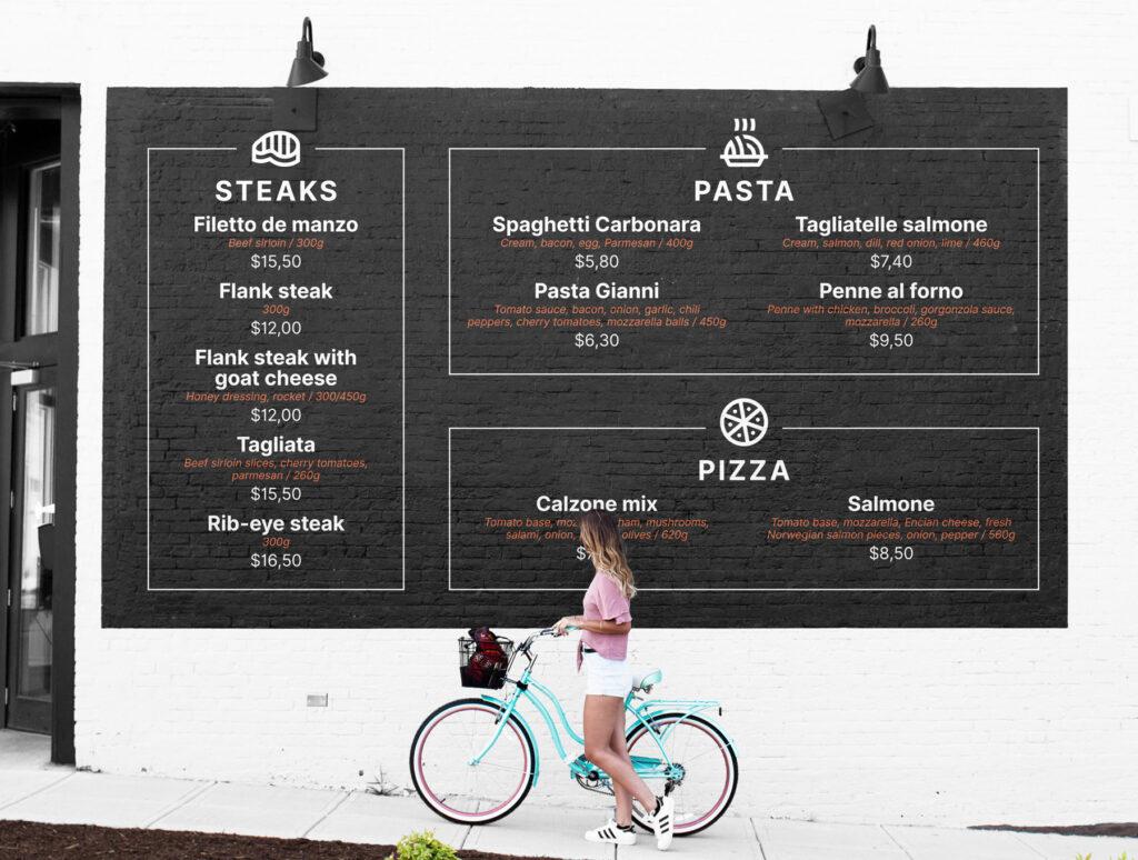 30个餐厅矢量图标线性矢量图标下载Restaurant icons插图(3)