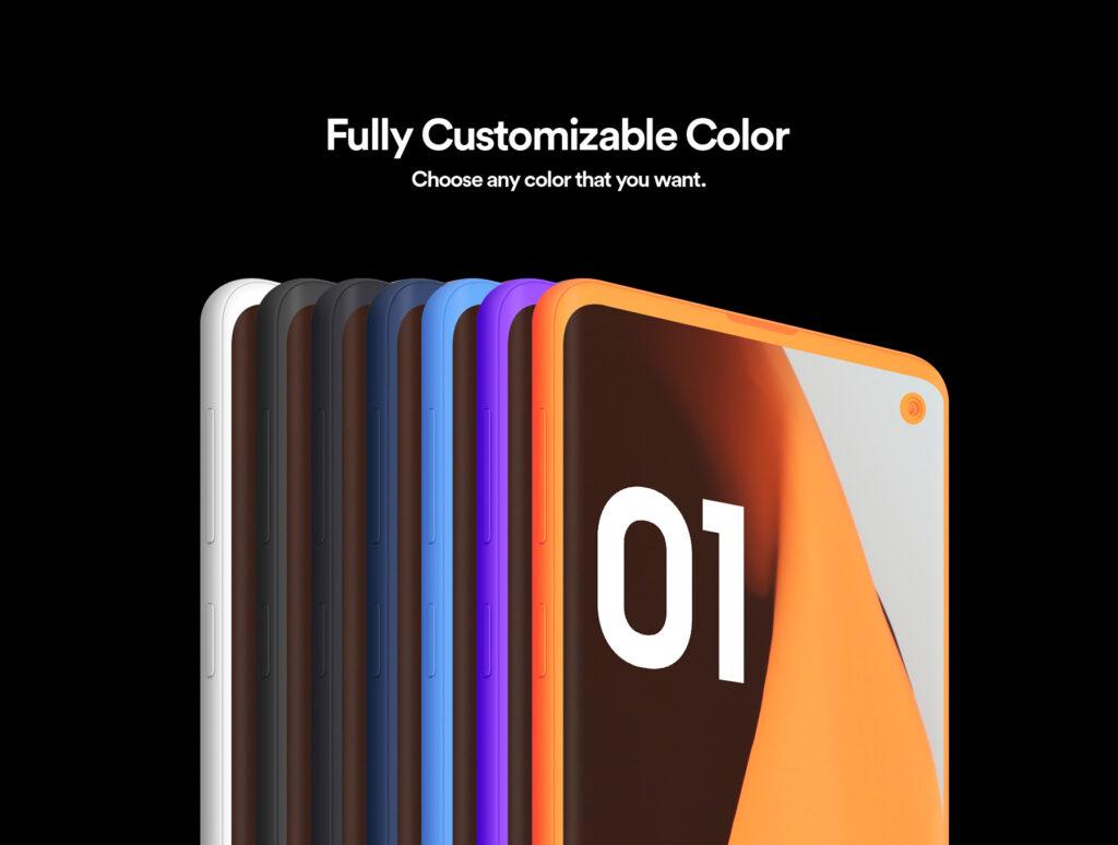 三星手机多角种透视角度样机模板素材下载PREVIEW插图(4)