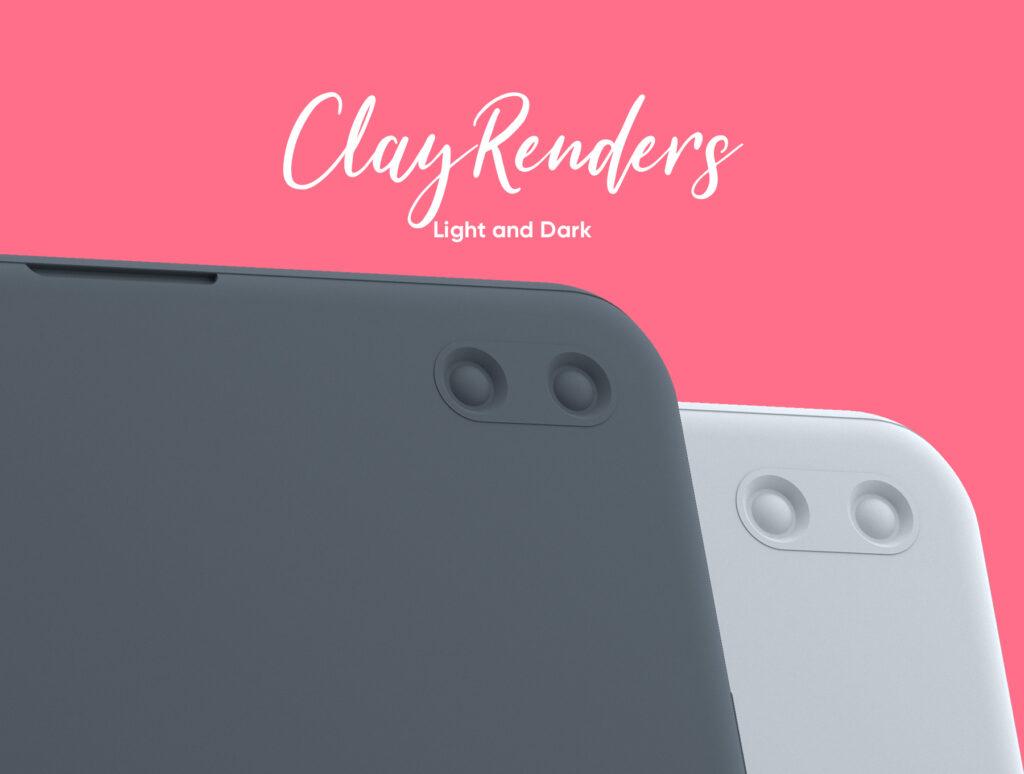 三星Galaxy S10+素材样机模板下载Samsung Galaxy S10+ Design Mockup 3插图(5)