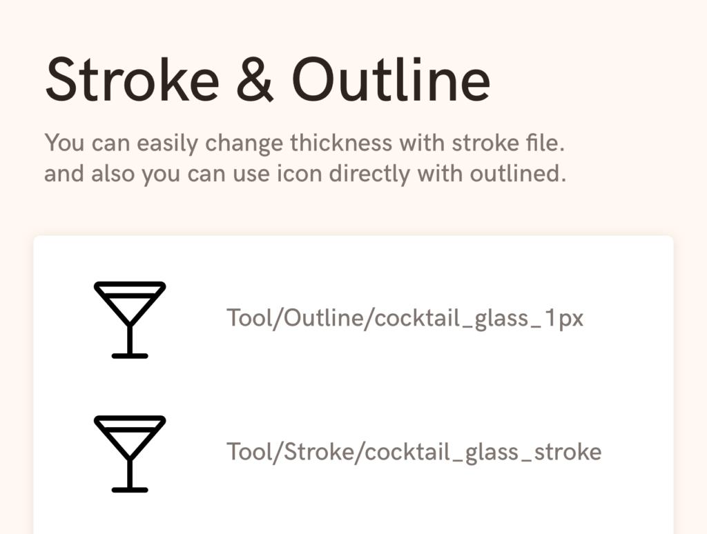 100个美食餐饮类矢量线性图标下载Super Simple Kitchen Icons 100插图(5)