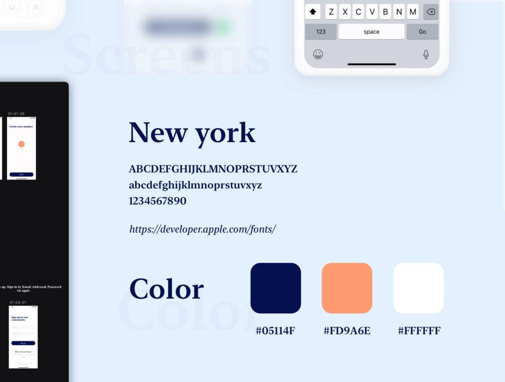 餐厅及订餐APP美食类界面设计套件下载Swify delivery app iOS UI Kit插图(8)