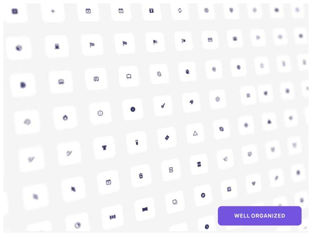 1000个系统图标线性矢量图标源文件下载The Icon of Perfect in every pixel插图(3)