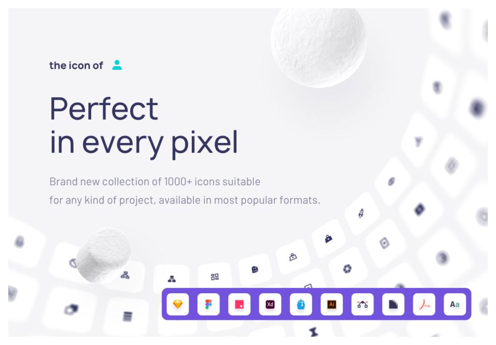 1000个系统图标线性矢量图标源文件下载The Icon of Perfect in every pixel插图